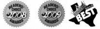 2008,2009,2010 best website design award winner