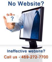 Midlothian website design